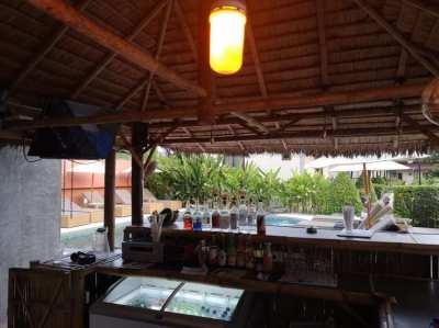 D'anna resort koh samui & Harvey's Bar