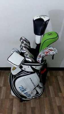 golf full set (like new set)