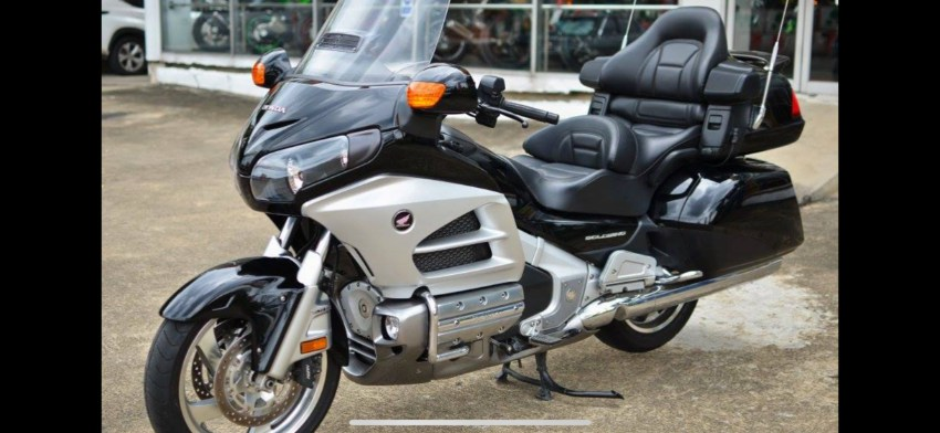 HONDA GOLDWING GL 1800 MY2012