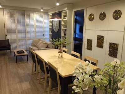 For rent siamese surawong Located in CBD Bkk Near MRT, Siam, Chula