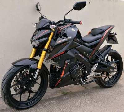 10/2018 Yamaha M-Slaz 2.xxx km 52.900 ฿ Finance by shop