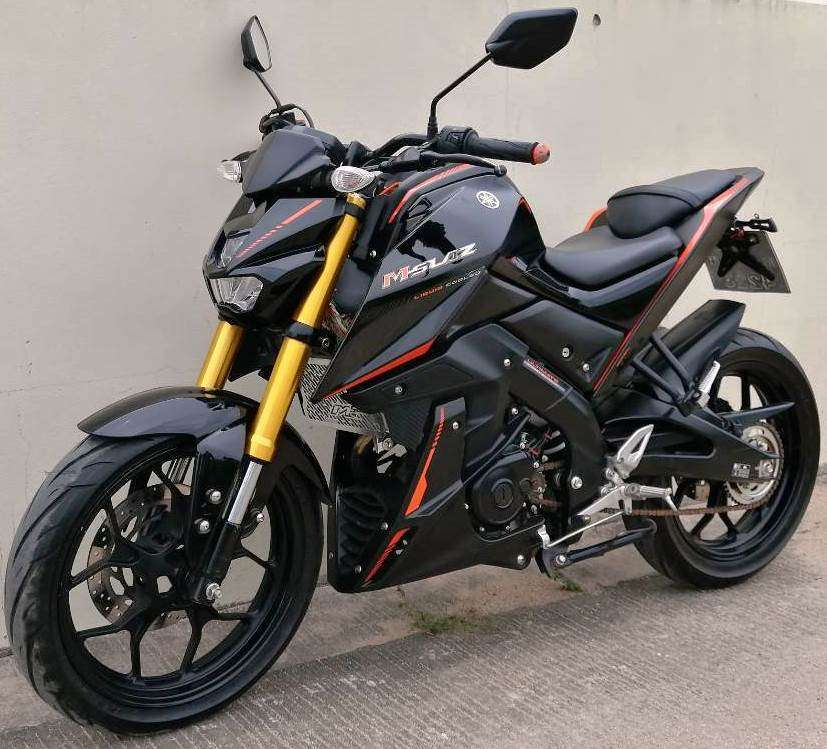 10/2018 Yamaha M-Slaz 2.xxx km 52.900 ฿ Finance by shop