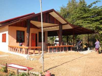House on 7 rai with huge sala