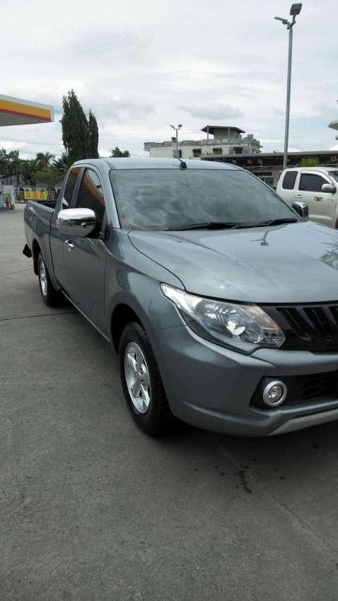 New  Triton  for rent /pick up