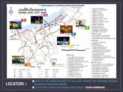 Business Sellout (leasehold), Nong Khai, highly profitable area