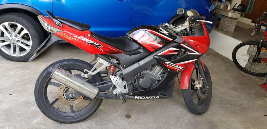 Honda CBR150 Falang owner 26280 km
