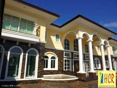 Exclusive Mansion style 6 Bedroom + gift 10 Thai Baht by HCR.