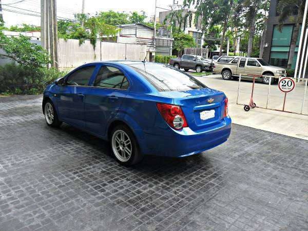 NEW PRICE!All New Chevy Sonic Only 18,800km Delivered 2018 SA