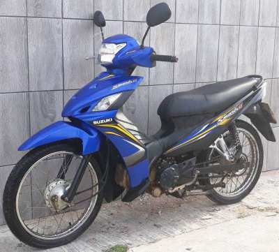Suzuki Smash Rent 1.000 ฿/month