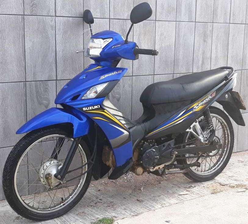 Suzuki Smash Rent 1.000 ฿/month