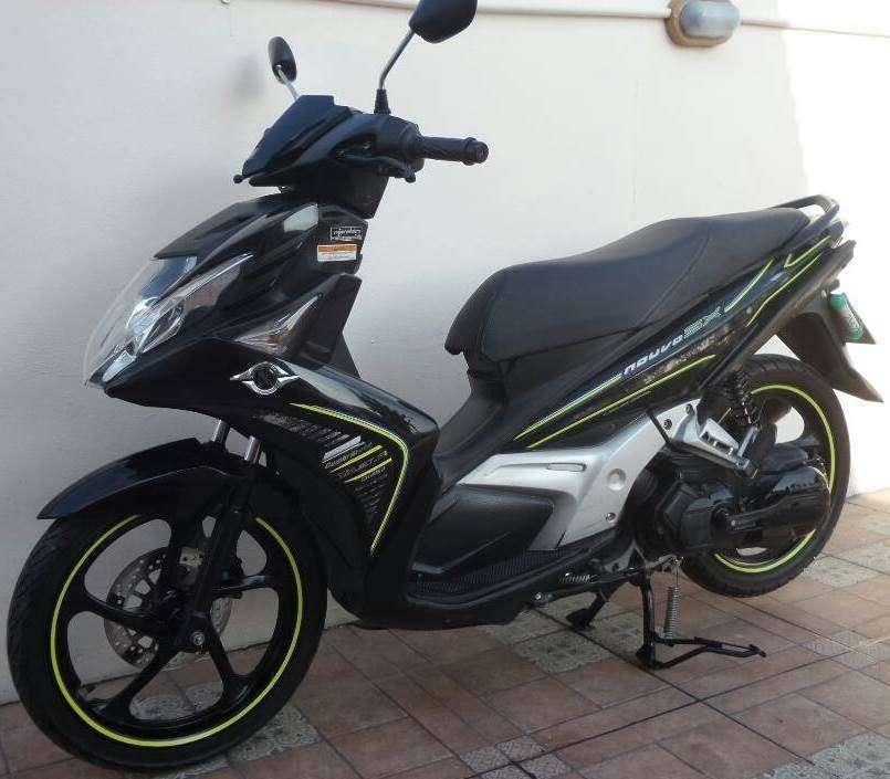 Yamaha Nouvo MX  Rent 1.750 ฿/month