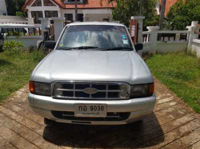 FORD RANGER 2001 AUTOMATIC 4 DOOR PICK UP