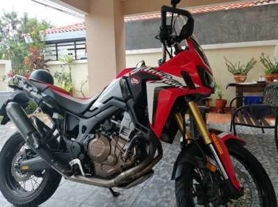 Africa Twin Crf 1000L 2017