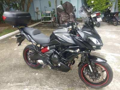 2015 Kawasaki Versys 650 Low Miles