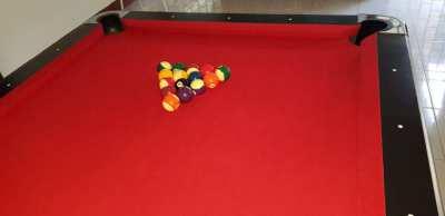 Pool Table - 8 Foot Slate