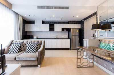 (เช่า) FOR RENT HQ THONGLOR CONDOMINIUM / 1 bedroom / 45 Sqm.**40,000*
