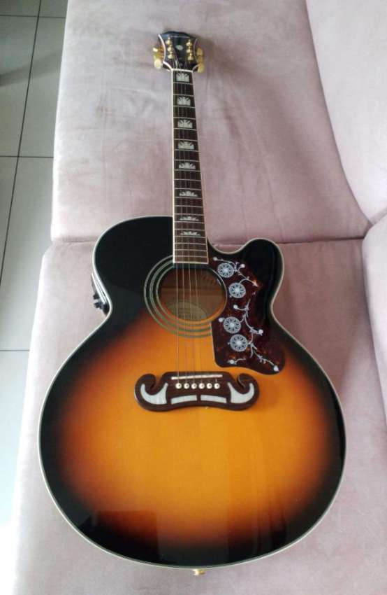 Epiphone EJ200 200 CE Acoustic-Electric