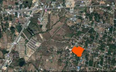 Land for Sales (17 rai) in Ubonratchathani Province , near Airport