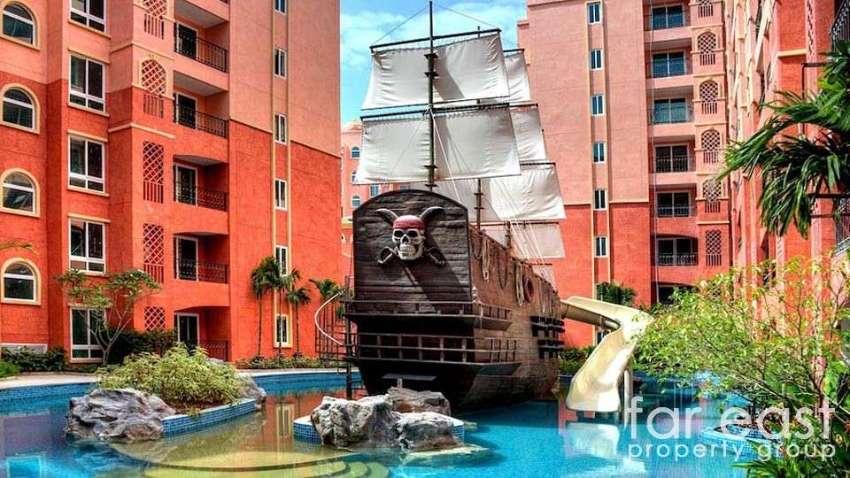 Seven Seas Resort Jomtien Rental