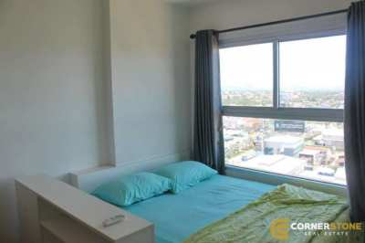 #CSR1161 A Beautiful Studio For Sale At The Trust South Condo Pattaya