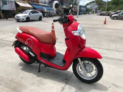 Honda Scoopy 115FI 2018 FOREIGN FINANCE AVAILABLE