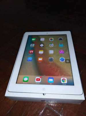 Ipad 3 Wifi-Cellular with the Box