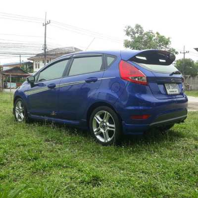 Ford Fiesta - Automatic - Hatchback - 14,000b per month