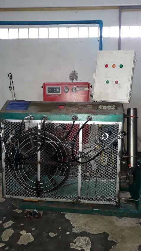 Reduced L&W 450 compressor for sale