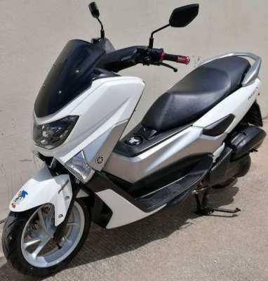 10/2018 Yamaha N Max 155 6.xxx km 64.900 ฿ Finance by shop