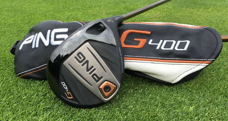 Ping g400 Max driver, new condition