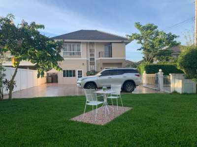 Beautiful House, Beautiful Views, Great Location For Sale In Chiang Ma