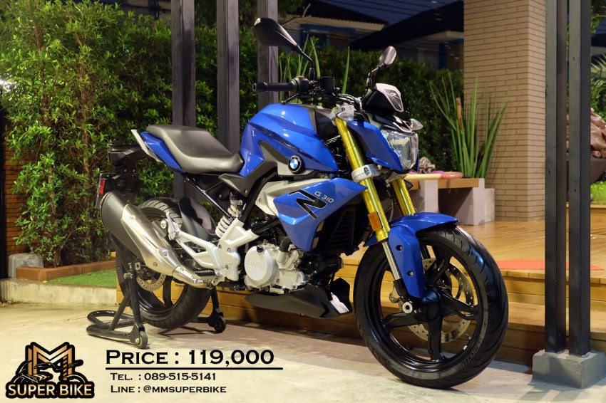 [ For Sale ] BMW G310R 2017 at a very valuable price!