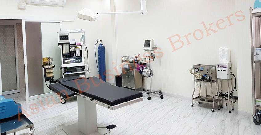 1202005 Brand New Pattaya Clinic On Main Road for Lease Only
