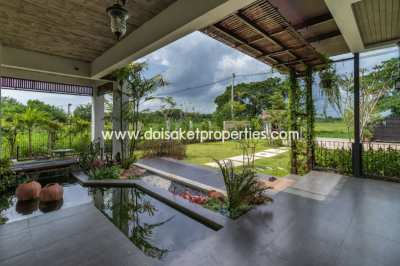 """Brand New """"Modern Classic"""" Style Home for Sale with Private Pool"""