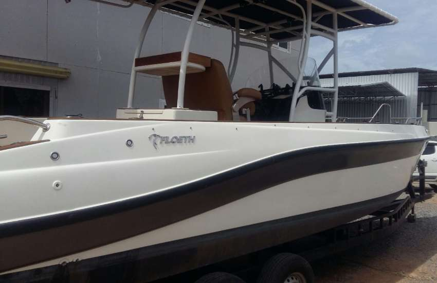 SAVE $$$$$$$ Sea Searcher 31 a  VERY SERIOUS SPORT FISHERMAN
