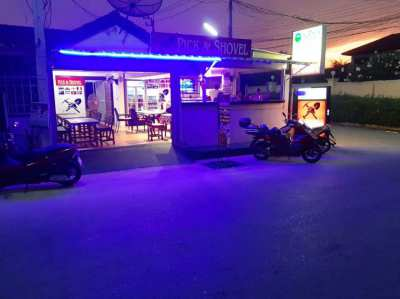 Brand new Bar / Restaurant for sale