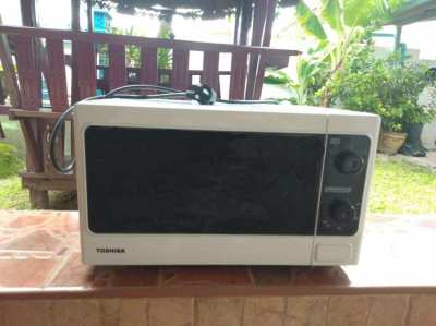 FOR SALE - Toshiba Microwave 20 Litres 800W