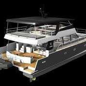 NEW SC55f CHARTER CATAMARAN up to 80 passengers