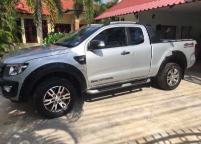 2014,  2WD 2.2 L Ford Wildtrack