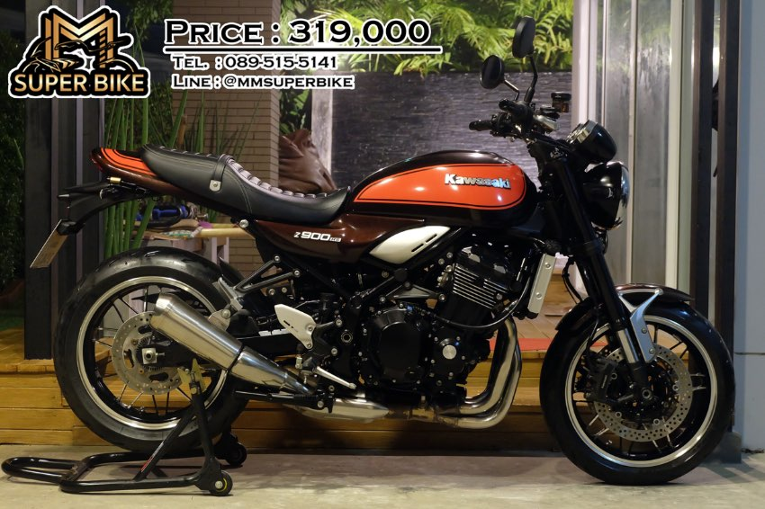 [ For Sale ] Kawasaki Z900RS 2018 at a very special price!!
