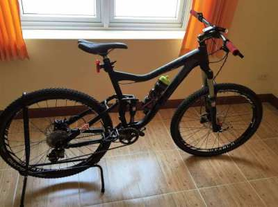 Top Spec Mountain Bike for Sale KHS SixFifty 6500 27.5 Full Suspension