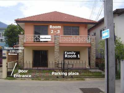 Renovated and furnitured House For Sale Ubon Ratchathani center