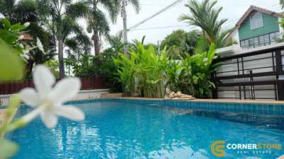 #1164 Beautiful Village Private Pool 4Bed For Rent @ Central Park 4