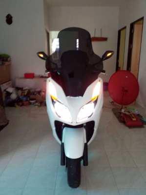 Honda forza nss 300 cc.2014