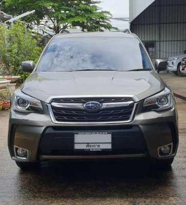 Subaru Forester 2.0 I-P (Top Model) - Excellent Condition -Chiang Rai