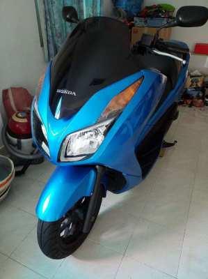 Honda Forza nss 300 cc. 2017 Blue. km.13xxx