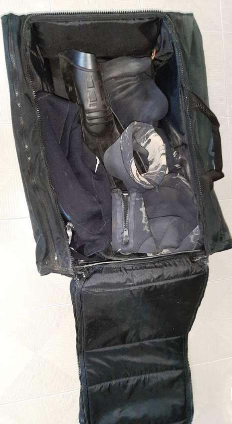 Dive Equipment Travel Bag