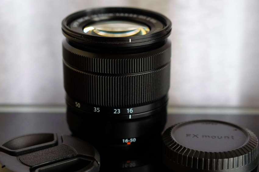 Fujinon Lens Super EBC XC 16-50mm OIS II
