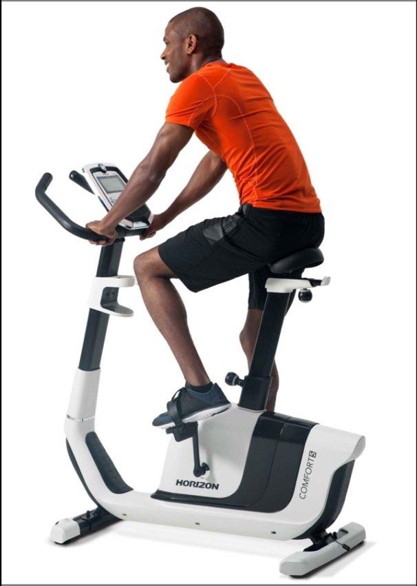 Horizon 5 Exercise Bike