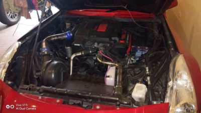 SPORTS CAR 4.0 LTR